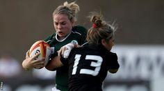 Women's Six Nations: Niamh Briggs named Ireland captain