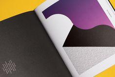 ©les graphiquants - Kering Rapport d'activité 2014 - #graphic #design #book…