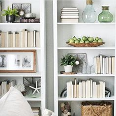 This weeks #HomesWithHeartwinner @katyleigh725 Absolutely love these Katy! I love the simple neutral styling with pops of green. These would fit perfectly in my home! Thanks for playing along you guys. We'll announce next weeks theme on Tuesday.