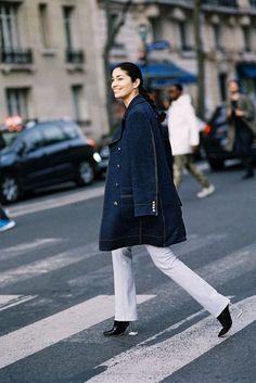 Paris Fashion Week AW 2015....Caroline