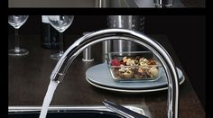 The Grohe line of kitchen faucets have a nice Europoean design. The most common Grohe fauce t is its Lady Lux model. Often, when remodeling or moving, you may find it necessary to remove the. Kitchen Faucet Reviews, Cheap Kitchen Faucets, Bathroom Faucets, Good And Cheap, Home Buying, Cool Kitchens, Mixers, Stuff To Buy, Range