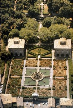 Villa Lante of Bagnaia - Google Search