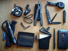 My everyday carry | Everyday Carry