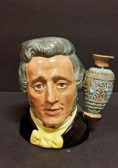 Royal Doulton Sir Henry Doulton Toby Character Mug Style 1 D6703