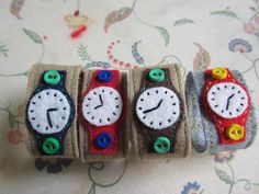 more felt watches
