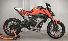 新開発ツインエンジン搭載!KTM「790 Duke」の走りがキレキレ過ぎる! : ForRide(フォーライド)