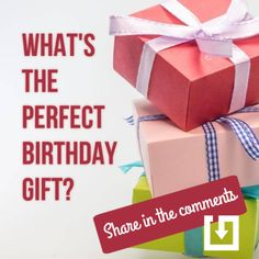 We know the answer  :) Personalized birthday songs and videos  <3 . Check at