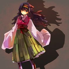 Nanika | Hunter x Hunter | 烏鴨 [pixiv] | Link: http://www.pixiv.net/member_illust.php?mode=medium&illust_id=46175538