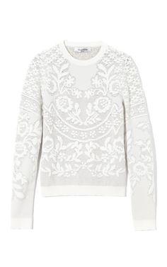 #Valentino #Sweater. #Delightful.