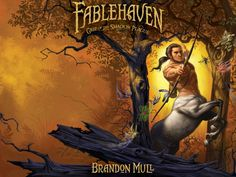 Fablehaven is an amazing series