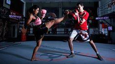 CIDADE: Arraial do Cabo - Aulas gratuitas de Muay Thai fem...