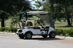 Winterizing an Electric Golf Cart