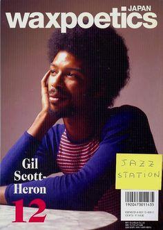Gill Schott-Heron