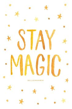 Stay Magic #giveBILLABONG