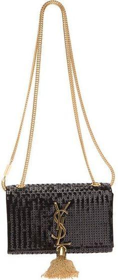 Saint Laurent Handbags Collection & More Luxury Details