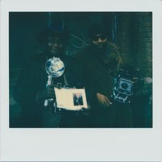 polascan 00 6   4 - Louis Mendes and Jean Andre Antoine with…   Flickr Camera Rig, Fuji Instax, Street Portrait, Great Photographers, Lomography, Big Shot, Nyc, Film, Concert