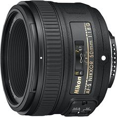 Kit includes:♦ 1) Nikon 50mm f/1.8G AF-S Nikkor Lens - Factory RefurbishedThe AF-S Nikkor 50mm f/1.8G lens features a fast maximum aperture that is ideal for everyday shooting perfect in low lighti...