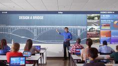 """Intel's """"Project Bridge"""" ::: 3D/ Design/ Color Correction/ Concept Development/ Live Shoot/ Motion Graphics/ VFX"""