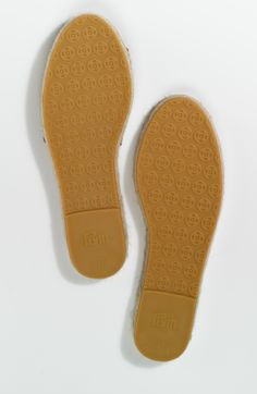 Espadrilles soles by Prym, for more inspiration click here: http://www.prymyourstyle.com/index_gb.html