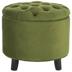 House of Hampton Grover Upholstered Storage Ottoman & Reviews | Wayfair