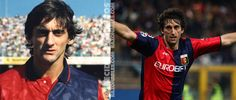 Enzo Francescoli y Diego Milito
