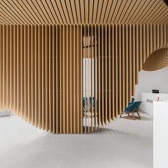 Your dentist's office should be as sharp-looking as your dentist expects your teeth to be. Pedra Silva Architects agree...