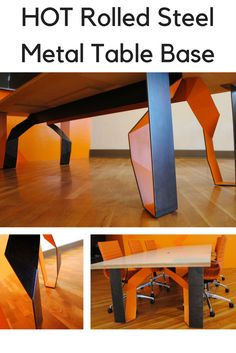 Love The Hexagon Wood Box Creations By This Tale Used Conference - Hexagon conference table