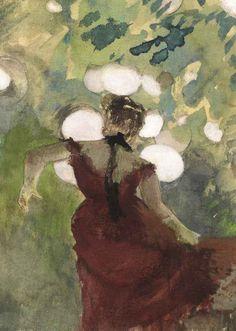 """#Blogparade Nr. 61 Gastbeitrag von @kunsthalle_KA """"Mein Kultur-Tipp für Euch: #Degas in Karlsruhe #KultTipp"""". Isabel Koch erklärt uns, warum es die Ausstellung gibt? Was das Besondere und Experimentelle daran ist? Als Kunsthistorikerin nimmt sie sich auf die Schippe, der lebende Text bezeugt ihre Faszination für den Künstler - toll und danke für den Mut, bei mir zu veröffentlichen! (25.10.14)"""