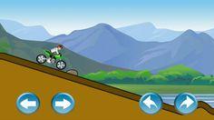 Jungle MotorBike Racing- screenshot