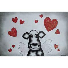 Cupid I by Caroline Shotton