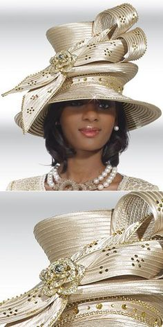 African American Church Hat | 2013 Unique Women Church Hats | Women Church Suits