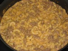 We like Hamburger Helper but we dont like the MSG or other icky ingredients!  You can prepare sauce packets ahead of time to save time.  Increase/alter seasonings and/or cheese to suit your tastes!