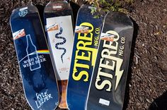 Alpine Ski Shop Daily Drops Great new graphics from this iconic skateboard manufacturer. Let Alpine put together your next deck. Come see these as well as all the other decks we have to offer. Skateboard Gear, Ski Shop, Alpine Skiing, Decks, Water Bottle, Beer, Graphics, Shopping, Root Beer