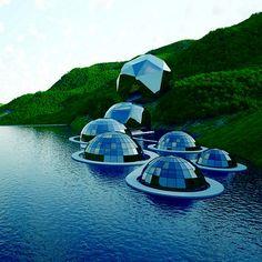 Eriksson Architects  Mentougou Eco Valley in Mentougou, China