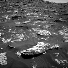 NASA's Mars rover Curiosity acquired this image using its Left Navigation Camera (Navcams) on Sol 1754