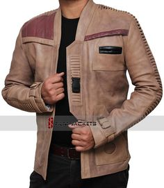 Poe Dameron's Jacket Can Now Be Yours