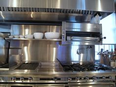 Infrared salamander broiler made in Italy by Cooking Technology ...
