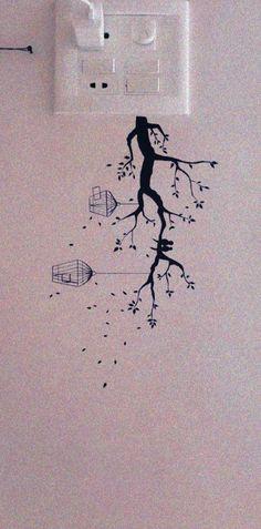 Sketches, Wall Art, Simple, Easy, Beautiful, Drawings, Doodles, Sketch, Tekenen