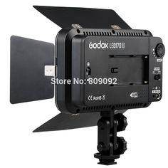 43.50$  Buy now - http://ali7b9.shopchina.info/go.php?t=32796198031 - New Godox LED170 II Photo Lighting Video Lamp Light 170II LED for Photography Digital Camera Camcorder DV Canon Nikon Sony  #SHOPPING