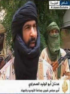Al Jazeera: Le polisarien de daech, Abou Walid Al-Sahraoui, menace la Minurso et le Maroc