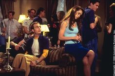 1998 - Can't Hardly Wait. One of the best teen comedies of the 90's but nobody in this movie looks like a real, normal teenager. Unlike Breakfast Club and even Ferris Bueller.
