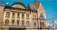 Cluj-Napoca is the main city of Transylvania Romania, Notre Dame, Maine, Louvre, City, Building, Travel, Viajes, Buildings