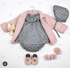 Baby Luciana - Moda Española