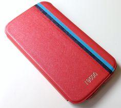 Ultra Slim Magnetic Folio Flip PU Leather Hard Case Cover For samsung Sottile, Samsung Cases, Flipping, Pu Leather, Magnets, Slim, Cover