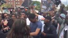 osCurve   Contactos : En vivo desde #Baltimore corresponsal Nayeli Ch...