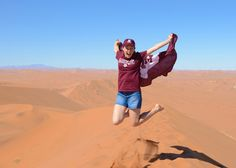 Livsnjutare (Swedish)- one who loves life deeply and lives it to the extreme. (Photo Credit: Taylor Walker, Namibia)