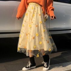 Aesthetic Fashion, Aesthetic Clothes, Aesthetic Women, Aesthetic Shop, Quirky Fashion, Whimsical Fashion, Floral Fashion, Vintage Fashion, Mode Dope