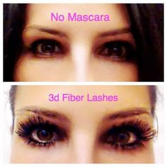 3D fiber lash mascara. Order now www.flashthatlash.com