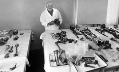 Romanov Skeletons, Forsensic Examination Photograph