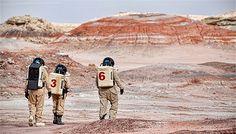 China Plans USD60 Million Mars Simulation and Ecotourism Site